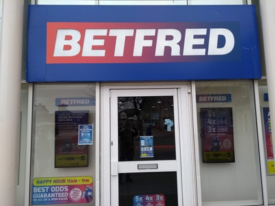 Betfred Store