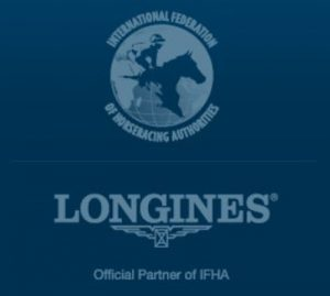 Longines International Federation of Horseracing Authorities Logo