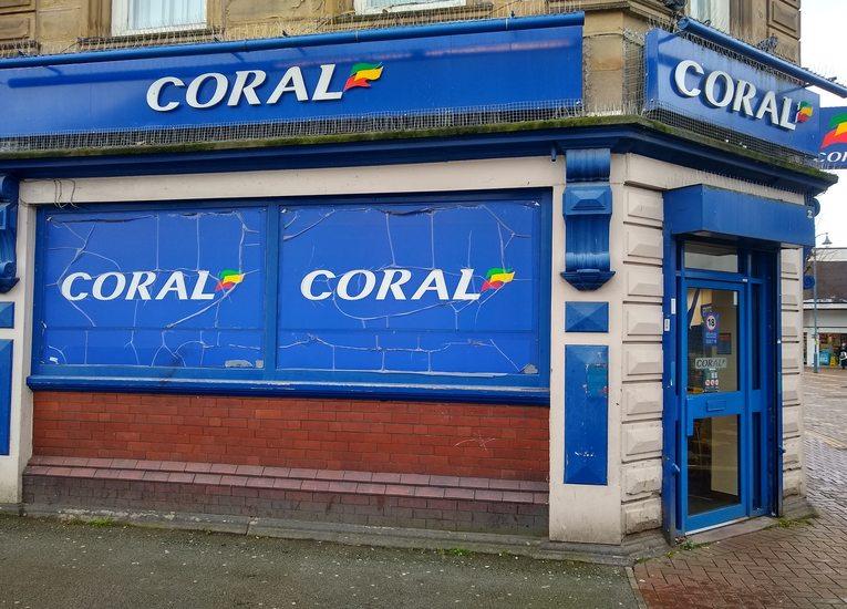 Run Down Coral Shop